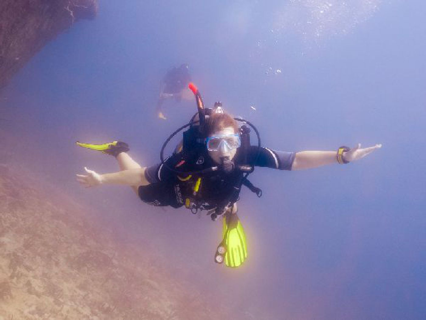 PADI Advanced Open Water Diver Carriacou Grenada