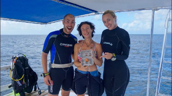 PADI Courses Carriacou Grenada