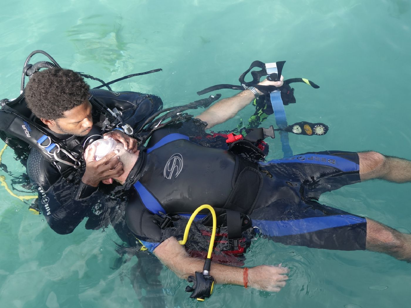 PADI Rescue Diver Course Carriacou Grenada