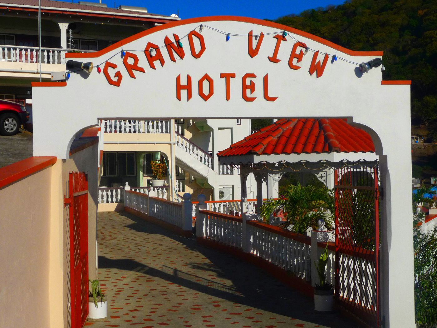 Grand View Hotel Carriacou Grenada